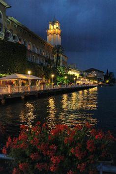 Grand Hotel Gardone Riviera on Lake Garda ~ Brescia, Lombardy, Italy
