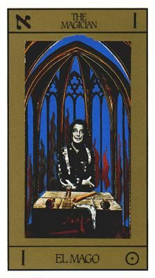 The Salvador Dali Tarot Deck