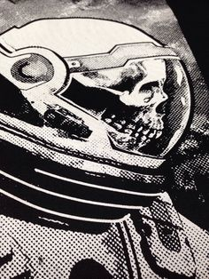 Death Space back patch by OneHandPrinting on Etsy
