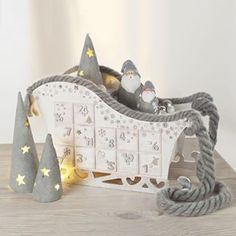 Advent is not far away. ⠀ ⠀ Marks a person from the … - Children's Fashion Farmhouse Aprons, My Living Room, Far Away, Knit Patterns, Baby Quilts, Crates, Hand Embroidery, Dream Catcher, Toddler Bed