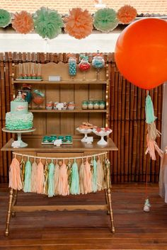Under the Sea Themed Party | List of summer party themes and ideas