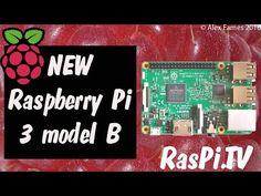 Raspberry Pi 3 : il est sorti le 29 février 2016 à 8h00 | Framboise 314, le Raspberry Pi à la sauce française….