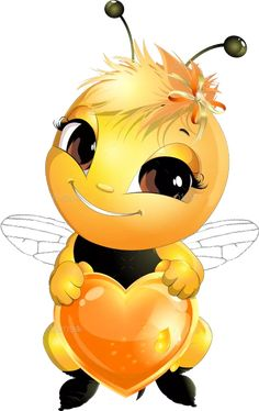 Moana Fan Art, Bisous Gif, Bee Coloring Pages, Funny Emoji Faces, Bee Pictures, Bee Drawing, Cartoon Bee, Happy Birthday Signs, Emoji Images