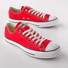 15446c6df071 Converse Chuck Taylor All Star Shoes - Unisex RED.