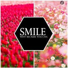 #smile#everyday