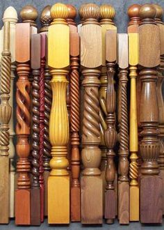 Wooden Staircase Railing, Stair Handrail, Wooden Stairs, Interior Railings, Interior Staircase, Staircase Design, Drawing Room Ceiling Design, House Ceiling Design, Wood Furniture Legs