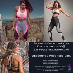 2o dia de BAZAR EM CURITIBA!! Venham meninas muitos produtos bacanas e toda coleção Miss Fit Brasil para você conhecer pessoalmente.  ______________________________________________  http://ift.tt/1PcILpP Whatsapp: 41 9144-4587  Parcele em até 4x sem juros via Pagseguro  10% OFF até 11.06.16 usando o cupom NAMORADOS2016 _______________________________________________  International Customers shop in ou store in USA: www.fitzee.biz  Worldwide shipping…