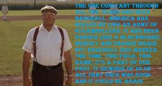 All time favorite movie! Field of Dreams Baseball Quotes, Baseball Stuff, Baseball Cards, Field Of Dreams Quotes, Movie Popcorn, Earl Jones, America's Pastime, Be Good To Me, Softball Mom