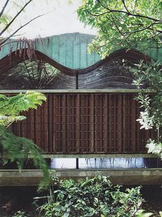 Buhrich House, 375 Edinburgh Road, Castlecrag, Sydney by Hugh Buhrich, 1972.