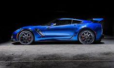 This 800hp #electric #Corvette.