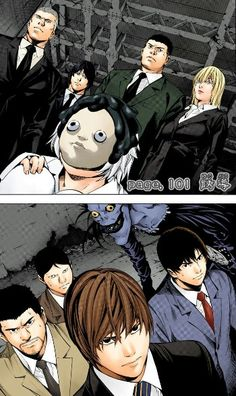 Was I the only one who got extremely annoyed when Near was wearing an L mask at Light and Near's first meeting?