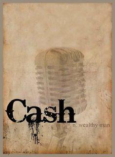 Baby Boy Name: Cash. Meaning: Wealthy Man. Origin: English. http://www.pinterest.com/vintagedaydream/baby-names/