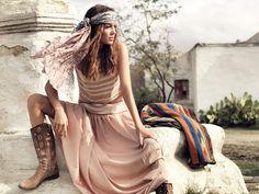 Стиль Бохо в одежде: что такое бохо-стиль? Как одеться в стиле бохо шик для…