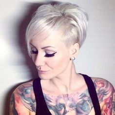 Short Hairstyles For 2018 – 19