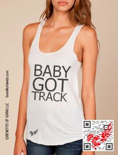 Baby Got Track by I <3 to run - GONE WORLDWIDE | Spreading the power of giving | I <3 to run