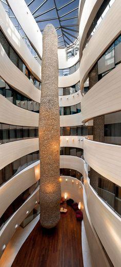 Atrio del Hotel Gran Domine, Bilbao