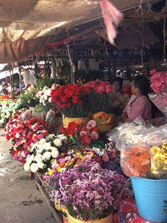 Oaxaca- market