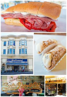 Where to EAT in San Francisco!! A list of all the BEST places to eat in San Francisco for every meal of the day. Brunch spots, can't-miss dinners, unique lunches, and decadent sweets for an afternoon pick-me-up. Pin this if you are going to San Francisco!!