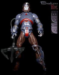 Ahab (Marvel Legends) Custom Action Figure
