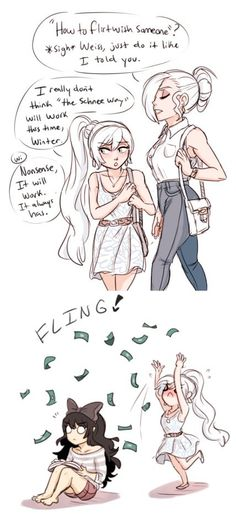 Why Blake ?