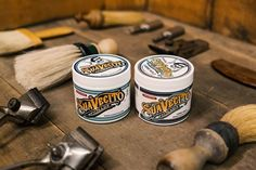 Our NEW Suavecito Unscented Pomade is now available online at Suavecito.com! For those of you who are allergic to certain fragrances or sensitive to them, then this is for you! We just want everyone to look their most firme at all times! #suavecito #pomade #getithombre #suavecitopomade #stayfirme #mensgrooming #hair #mensstyle #barber #barbershop