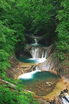 Small cascade in Chocó, Colombia. The untouched nature of this region will enchant every traveler. Hike through the rainforest, meet friendly locals and explore the North-Western part of Colombia! Beautiful Waterfalls, Beautiful Landscapes, Landscape Photography, Nature Photography, Amazing Photography, Nature Landscape, Nature Pictures, Natural Wonders, Amazing Nature