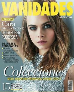 Magazine photos featuring Cara Delevingne on the cover. Cara Delevingne magazine cover photos, back issues and newstand editions. Fashion Magazine Cover, Fashion Cover, 50 Fashion, Cara Delevingne Magazine Covers, List Of Magazines, Parineeti Chopra, Weight Loss Secrets, Album Songs, Compliments