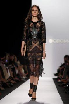 BCBG Max Azria Spring Summer Ready To Wear 2013 New York