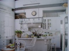 how to decorate our cottage kitchen