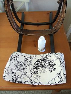 Reclaimed dining chairs - Crafty Nest