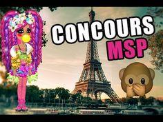 Concours MSP 💲