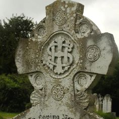 This symbol is on Celtic crosses all over Ireland.
