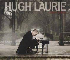 album cover art: hugh laurie - didn't it rain [05/2013]