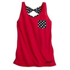 Minnie Mouse Signature Tank Top for Women