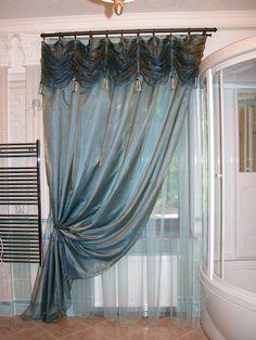 Such elegance! #drapes