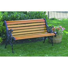 Garden Bench Colorways With Leslie Stocker. Henley 3 Seat Hardwood Garden Bench 1 2 Price Sale Now On . Deck Lighting Ideas Deck Traditional With Deck Lighting . Home Design Ideas