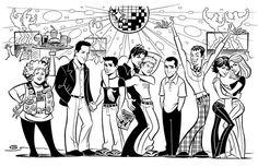 Queer as Folk by Glen Hanson
