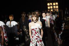 Highlights at London Fashion Week AW16