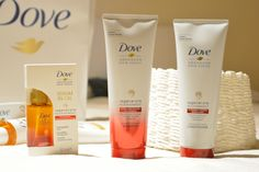 Frumusetea si Dove, concurs cu 5 premii a cate 8 produse Dove, sampon, balsam, ser de par, gel de dus, spray, sapun, ulei de dus, un set complet de rasfat