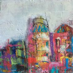 Part of my abstract cityscape series