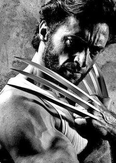 Wolverine Hugh Jackman   #mmmmmm
