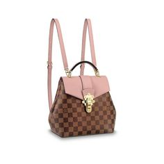 Products by Louis Vuitton: Clapton Backpack Louis Vuitton Speedy 30, Louis Vuitton Damier, Louis Vuitton Collection, Luxe Life, Purse Styles, Designer Bags, Tiffany Blue, Luxury Bags, Loyalty