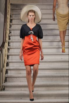 Nihil Obstat. Primavera Verano 2013 #Fashion #Show #MBFWM #Summer #Spring #Collection #Couture