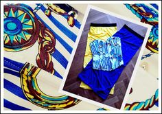 sailor oufit sailor corset with blue navy skirt or yellow maxi skirt? which one is better? outfit by selectafashion