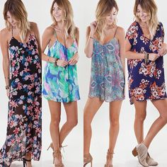 """""""Fun Friday in Florals!!! #showmeyourmumu #flynnskye #funfriday #friYAY #florals #lotd #summerstyle #ootd"""" Photo taken by @laurenly_boutique on Instagram, pinned via the InstaPin iOS App! http://www.instapinapp.com (07/17/2015)"""