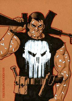 Fan Art Comics | El Brino l Site officiel de Bruno Bessadi