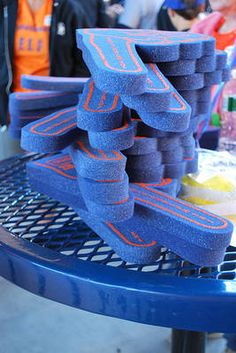 Foam Fingers for Party Favors