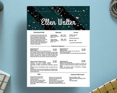 Business card templates for job seekers best business cards the personal branding kit for job seekers in ellen walter design pretentious design resume business cards reheart Images
