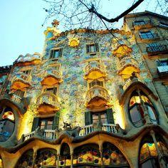 Caso Batlo,Barcelona