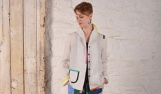 An update on Bias Tape - you love it again! Zona Jacket Sewing Tutorial. Sew Confident! http://www.sewingworkshop.com/new-blog/sew-confident-may-2016